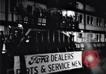 Image of Ford Dealer Merit Club Michigan United States USA, 1937, second 21 stock footage video 65675031004