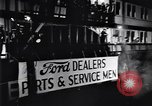 Image of Ford Dealer Merit Club Michigan United States USA, 1937, second 22 stock footage video 65675031004