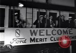 Image of Ford Dealer Merit Club Michigan United States USA, 1937, second 36 stock footage video 65675031004