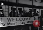 Image of Ford Dealer Merit Club Michigan United States USA, 1937, second 37 stock footage video 65675031004