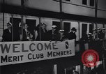 Image of Ford Dealer Merit Club Michigan United States USA, 1937, second 38 stock footage video 65675031004
