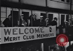 Image of Ford Dealer Merit Club Michigan United States USA, 1937, second 39 stock footage video 65675031004