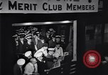 Image of Ford Dealer Merit Club Michigan United States USA, 1937, second 51 stock footage video 65675031004