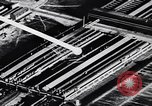 Image of Ford car chassis and cabin fabrication Dearborn Michigan USA, 1937, second 6 stock footage video 65675031006