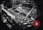 Image of Ford car chassis and cabin fabrication Dearborn Michigan USA, 1937, second 8 stock footage video 65675031006