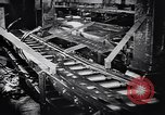 Image of Ford car chassis and cabin fabrication Dearborn Michigan USA, 1937, second 9 stock footage video 65675031006