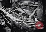 Image of Ford car chassis and cabin fabrication Dearborn Michigan USA, 1937, second 10 stock footage video 65675031006