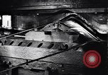 Image of Ford car chassis and cabin fabrication Dearborn Michigan USA, 1937, second 12 stock footage video 65675031006