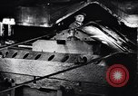 Image of Ford car chassis and cabin fabrication Dearborn Michigan USA, 1937, second 14 stock footage video 65675031006