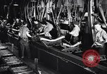 Image of Ford car chassis and cabin fabrication Dearborn Michigan USA, 1937, second 22 stock footage video 65675031006