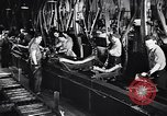 Image of Ford car chassis and cabin fabrication Dearborn Michigan USA, 1937, second 23 stock footage video 65675031006
