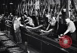 Image of Ford car chassis and cabin fabrication Dearborn Michigan USA, 1937, second 24 stock footage video 65675031006