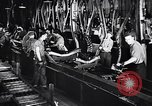 Image of Ford car chassis and cabin fabrication Dearborn Michigan USA, 1937, second 25 stock footage video 65675031006