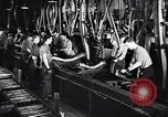 Image of Ford car chassis and cabin fabrication Dearborn Michigan USA, 1937, second 26 stock footage video 65675031006