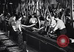 Image of Ford car chassis and cabin fabrication Dearborn Michigan USA, 1937, second 27 stock footage video 65675031006