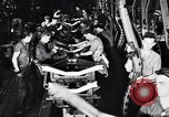 Image of Ford car chassis and cabin fabrication Dearborn Michigan USA, 1937, second 28 stock footage video 65675031006