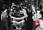 Image of Ford car chassis and cabin fabrication Dearborn Michigan USA, 1937, second 29 stock footage video 65675031006