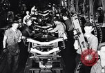 Image of Ford car chassis and cabin fabrication Dearborn Michigan USA, 1937, second 30 stock footage video 65675031006