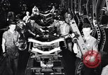 Image of Ford car chassis and cabin fabrication Dearborn Michigan USA, 1937, second 31 stock footage video 65675031006