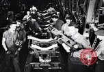 Image of Ford car chassis and cabin fabrication Dearborn Michigan USA, 1937, second 32 stock footage video 65675031006