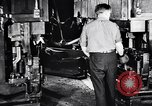 Image of Ford car chassis and cabin fabrication Dearborn Michigan USA, 1937, second 36 stock footage video 65675031006