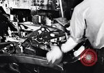 Image of Ford car chassis and cabin fabrication Dearborn Michigan USA, 1937, second 39 stock footage video 65675031006