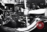 Image of Ford car chassis and cabin fabrication Dearborn Michigan USA, 1937, second 40 stock footage video 65675031006