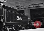Image of Ford car chassis and cabin fabrication Dearborn Michigan USA, 1937, second 45 stock footage video 65675031006