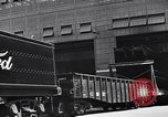 Image of Ford car chassis and cabin fabrication Dearborn Michigan USA, 1937, second 48 stock footage video 65675031006