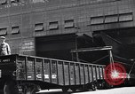 Image of Ford car chassis and cabin fabrication Dearborn Michigan USA, 1937, second 50 stock footage video 65675031006