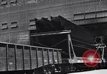 Image of Ford car chassis and cabin fabrication Dearborn Michigan USA, 1937, second 53 stock footage video 65675031006