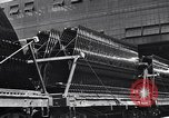 Image of Ford car chassis and cabin fabrication Dearborn Michigan USA, 1937, second 61 stock footage video 65675031006