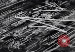 Image of Ford cars final assembly Dearborn Michigan USA, 1938, second 13 stock footage video 65675031009
