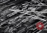 Image of Ford cars final assembly Dearborn Michigan USA, 1938, second 14 stock footage video 65675031009