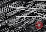 Image of Ford cars final assembly Dearborn Michigan USA, 1938, second 16 stock footage video 65675031009
