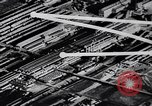Image of Ford cars final assembly Dearborn Michigan USA, 1938, second 17 stock footage video 65675031009