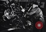 Image of Ford cars final assembly Dearborn Michigan USA, 1938, second 22 stock footage video 65675031009