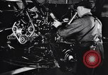 Image of Ford cars final assembly Dearborn Michigan USA, 1938, second 24 stock footage video 65675031009