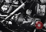 Image of Ford cars final assembly Dearborn Michigan USA, 1938, second 26 stock footage video 65675031009