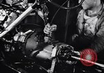 Image of Ford cars final assembly Dearborn Michigan USA, 1938, second 30 stock footage video 65675031009