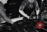 Image of Ford cars final assembly Dearborn Michigan USA, 1938, second 33 stock footage video 65675031009