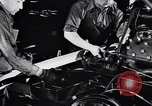 Image of Ford cars final assembly Dearborn Michigan USA, 1938, second 34 stock footage video 65675031009