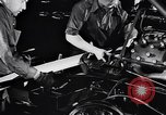 Image of Ford cars final assembly Dearborn Michigan USA, 1938, second 35 stock footage video 65675031009