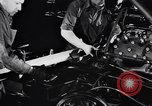 Image of Ford cars final assembly Dearborn Michigan USA, 1938, second 36 stock footage video 65675031009