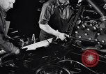 Image of Ford cars final assembly Dearborn Michigan USA, 1938, second 37 stock footage video 65675031009