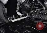 Image of Ford cars final assembly Dearborn Michigan USA, 1938, second 38 stock footage video 65675031009