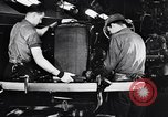 Image of Ford cars final assembly Dearborn Michigan USA, 1938, second 40 stock footage video 65675031009