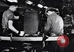 Image of Ford cars final assembly Dearborn Michigan USA, 1938, second 41 stock footage video 65675031009