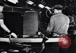 Image of Ford cars final assembly Dearborn Michigan USA, 1938, second 44 stock footage video 65675031009