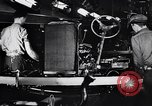 Image of Ford cars final assembly Dearborn Michigan USA, 1938, second 46 stock footage video 65675031009